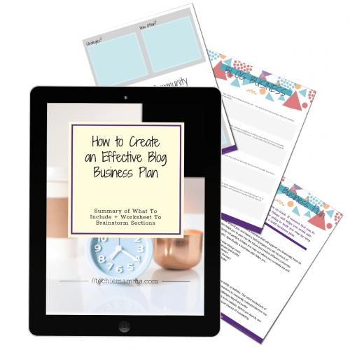 Business Plan Workbook 1