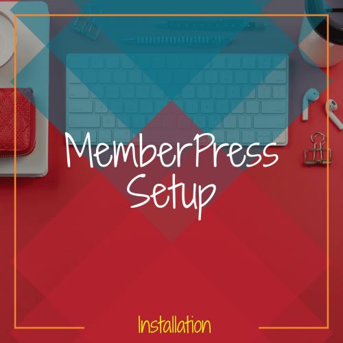 MemberPress Installation